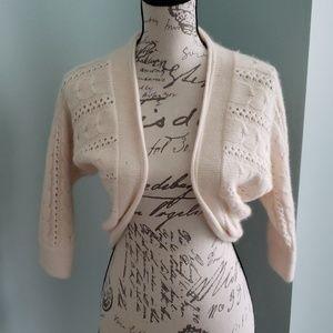 A&F Sweater shrug